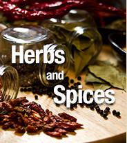Herbs, Spices & Flavorings