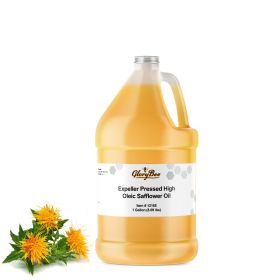 Cold pressed from safflower seed. High in monounsaturated fats. An excellent oil for use in liquid soap, shampoo, and lotions.