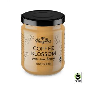 The warm tropical flavor and slightly crystallized texture of this Raw Fair Trade Coffee Blossom Honey comes from the nectar collected by honey bees from beautiful and delicate coffee blossoms grown in the highlands region of Chiapas, Mexico. Suggested Us