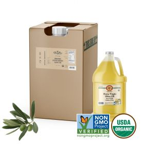 This Certified Organic Extra Virgin Olive Oil is good enough to carry the Aunt Patty's quality reputation. It is great for salad dressings, cooking, and baking.