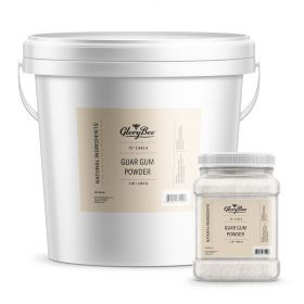 A fine powder used as an emulsifier and thickening agent in toiletries and cosmetics.