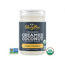 Made from the unsweetened, dehydrated fresh meat of the coconut, which is ground into a semi-solid white creamy paste. It can be used in cooking, baking, beverages, and as a dairy-free alternative to milk products. Great in curries and sauces. Creamed coc