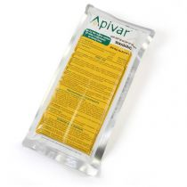 Apivar is used to treat honeybee colonies for Varroa mites, one of the leading causes of global honeybee population decline and a contributing factor in Colony Collapse Disorder (CCD).