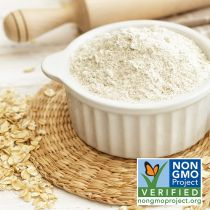 Gluten Free Oat Flour is milled from the purest gluten free oats; grown on clean, dedicated oat-growing fields. It is comprised of the entire oat groat: the bran, endosperm and germ fraction. Our GF Oat Flour is processed in a separated, dedicate...