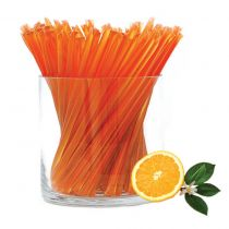 We've captured the taste of a sweet, ripe orange and mixed it with our classic clover honey. HoneyStix make a great all-natural treat for lunches, after-school, and outdoor adventures. A sweet, go-anywhere snack! 100 Stix Per Bag. Kosher certified by Orth