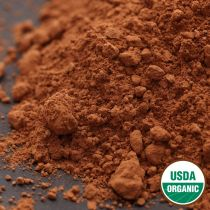 An excellent baking cocoa with 10-12% cacao butter. Use in all your cocoa recipes, for a rich and mild chocolate flavor.