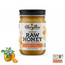 The sweet citrus flavor of oranges is imparted to this honey from the nectar the bees gather. This unique and fruity honey is great over yogurt, in salad dressings, or any dish that benefits from a sweet citrus accent.