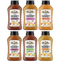 Simply Strained Honey Variety Pack