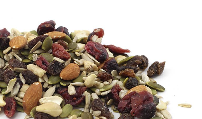 Save on our famous Trail Mix for the new year!