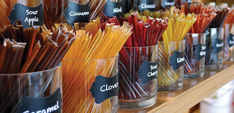 4 Perfect Times to Enjoy Flavored Honey Straws