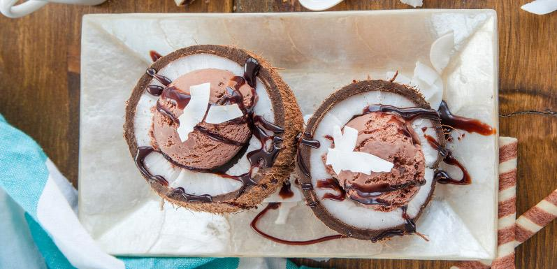 Chocolate Ice Cream Day Recipe
