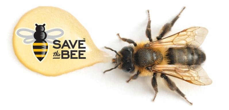 Huge Thanks to our 2015 Save The Bee Partners