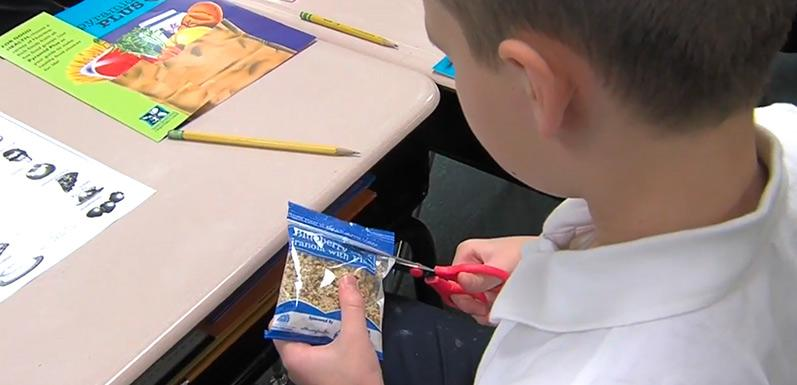 GloryBee Works to ensure Lane County Students don't go Hungry