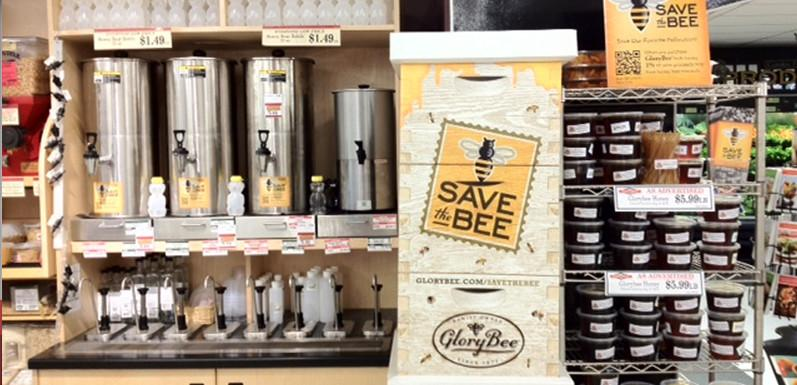 Save the Bee at Vashon Island Thriftway